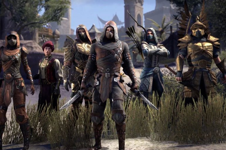 The Elder Scrolls Online: Thieves Guild - First Look Trailer