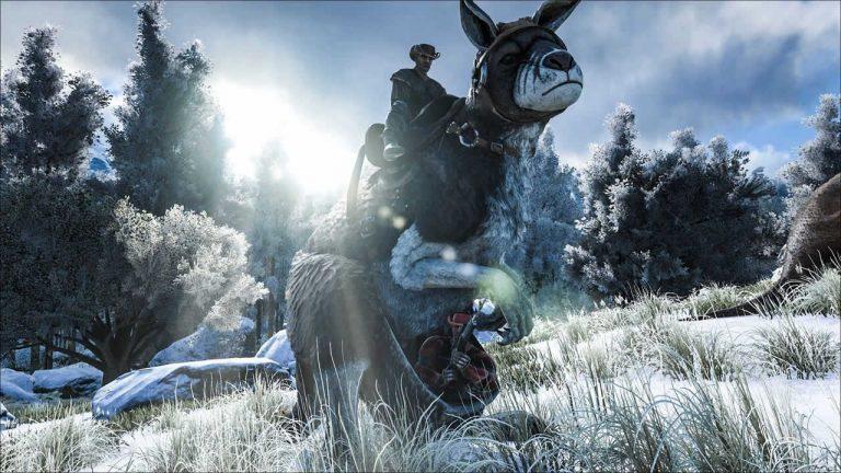 Primo update per ARK: Survival Evolved su Xbox One