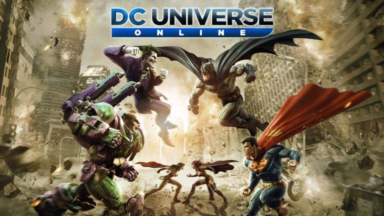 DC Universe Online anche su Xbox One in primavera