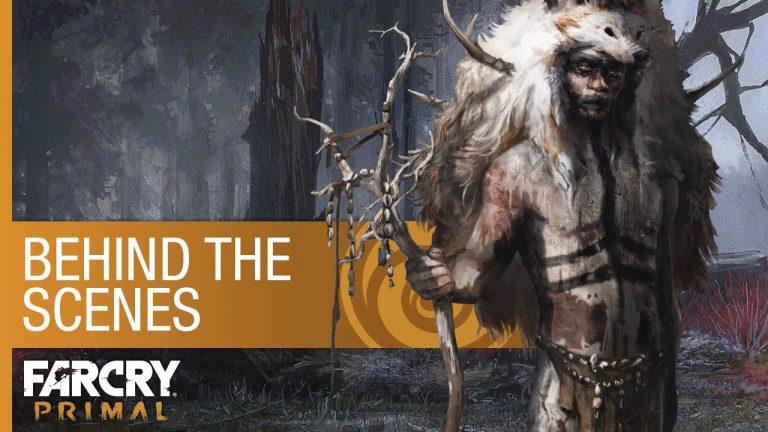 Nuovo trailer e dietro le quinte per Far Cry Primal