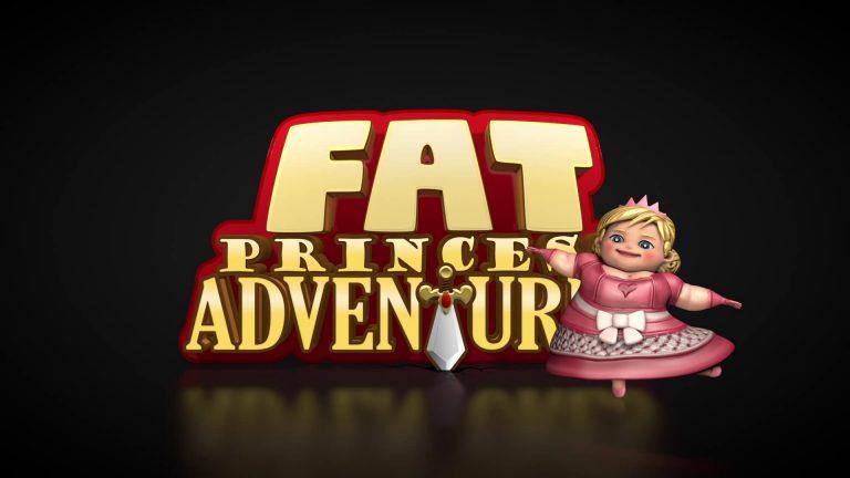 Un DLC gratuito per Fat Princess Adventure