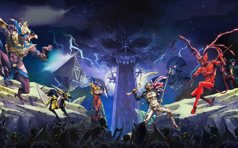 Un free-to-play dedicato agli Iron Maiden in arrivo su mobile
