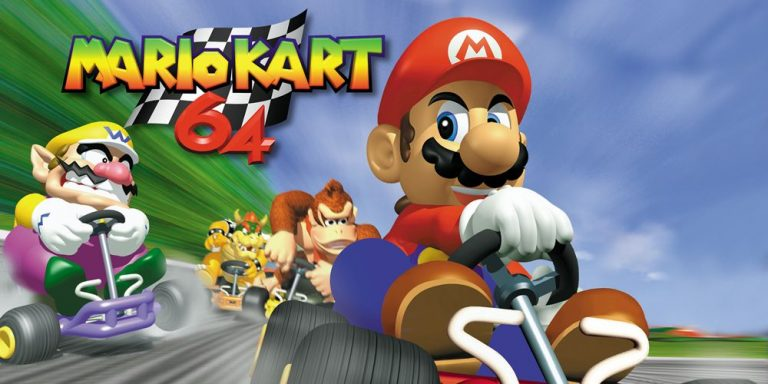 Mario Kart 64 da giovedì su Wii U Virtual Console