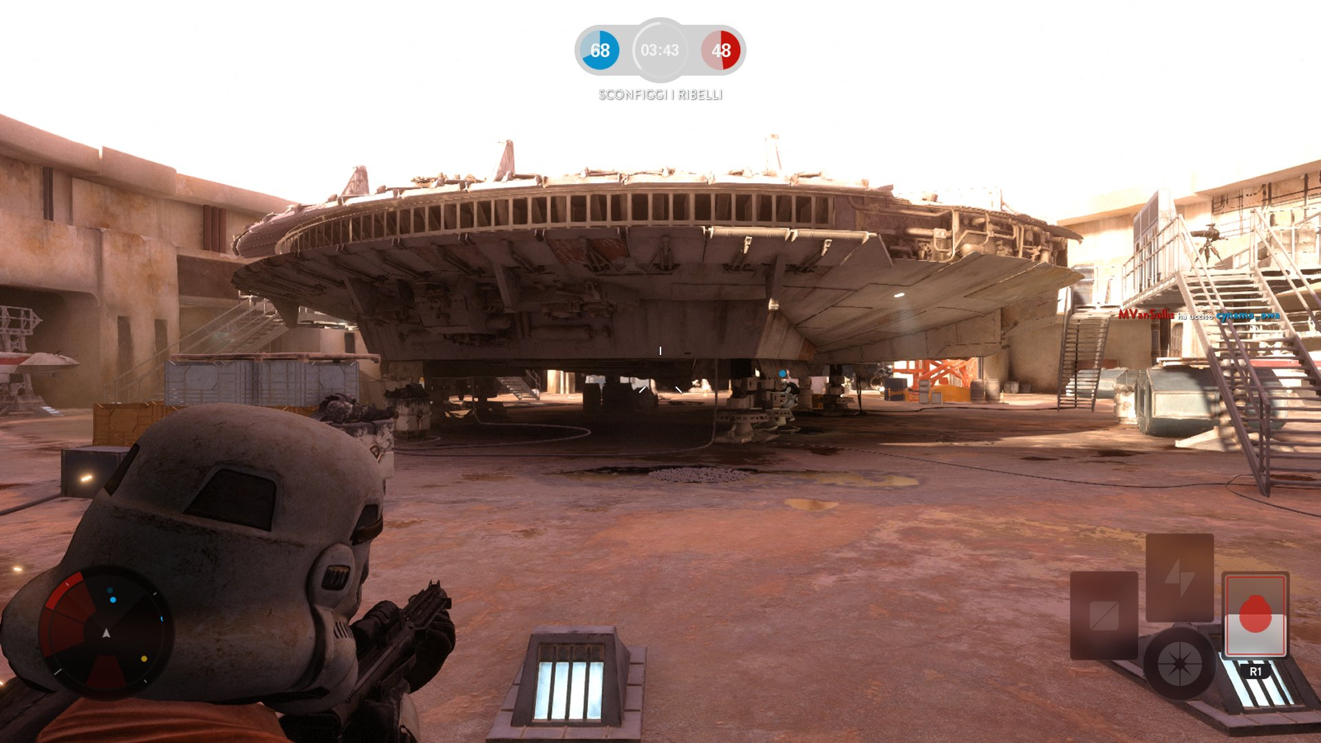 Star Wars: Battlefront - Millennium Falcon