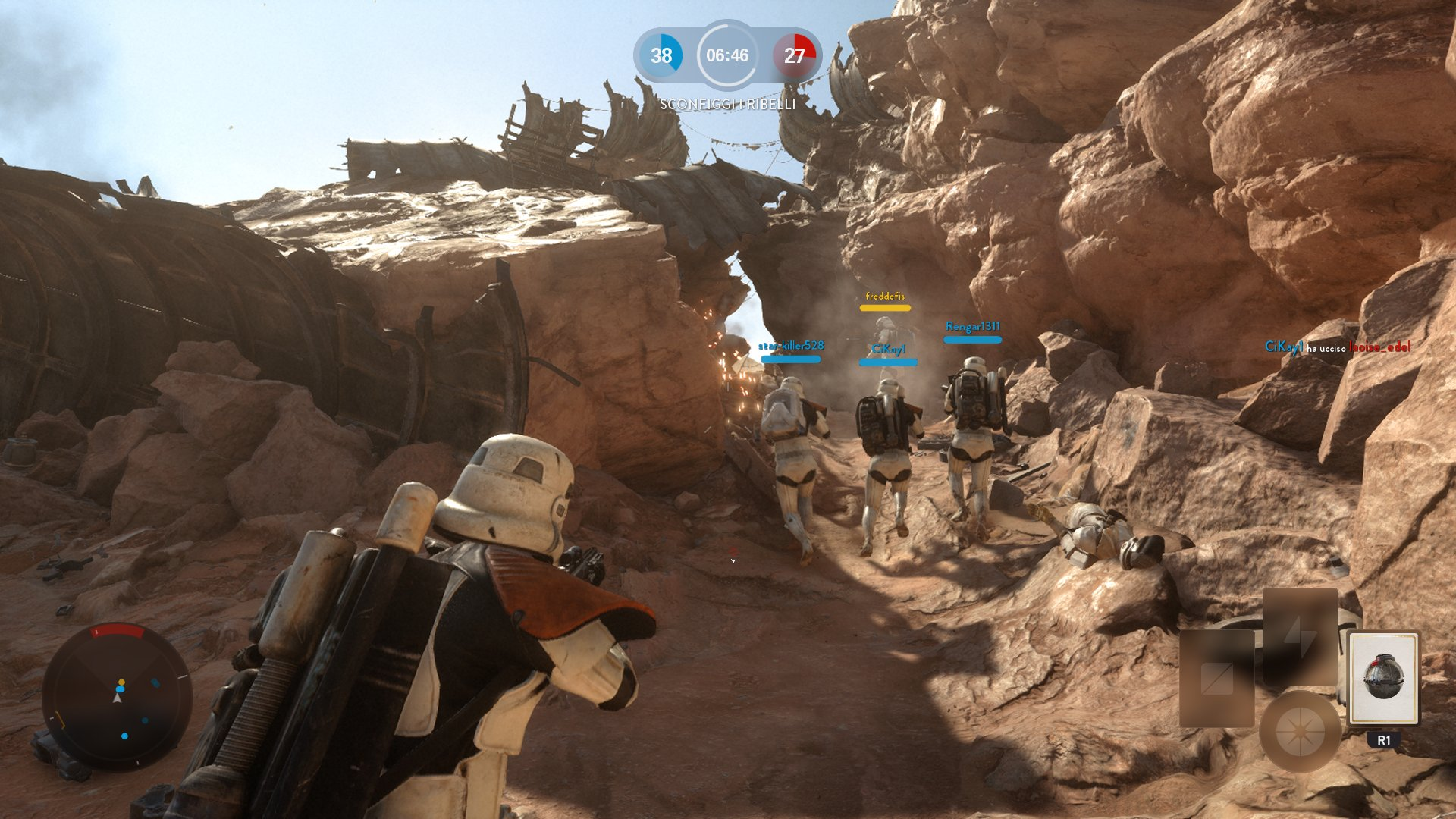 Star Wars: Battlefront - Stoormtropers