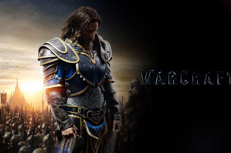 Primo spot televisivo per il film di Warcraft