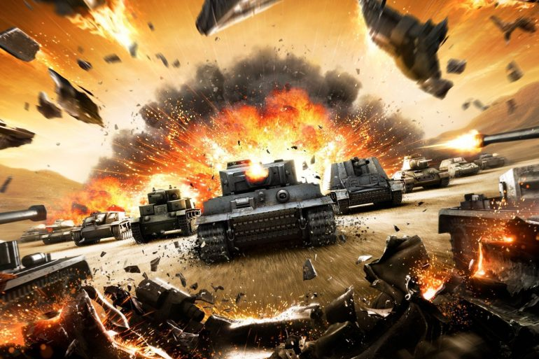 World of Tanks presto disponibile su PS4