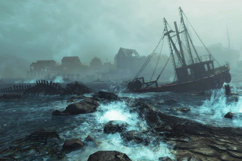 Fallout 4, la survival mode disponibile domani