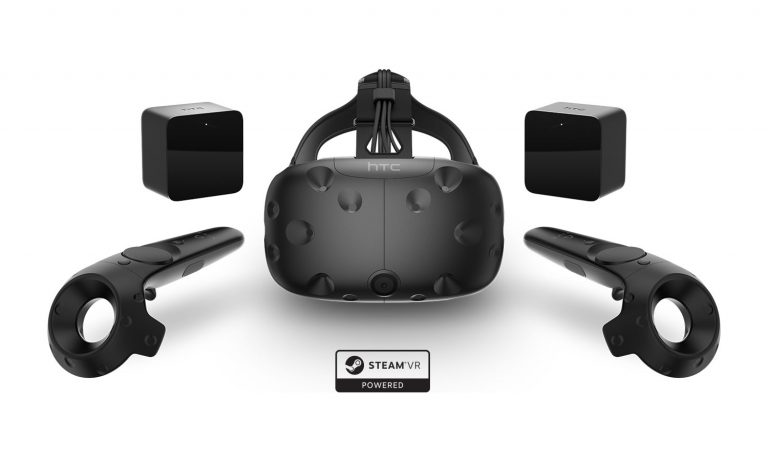 SteamVR - HTC Vive