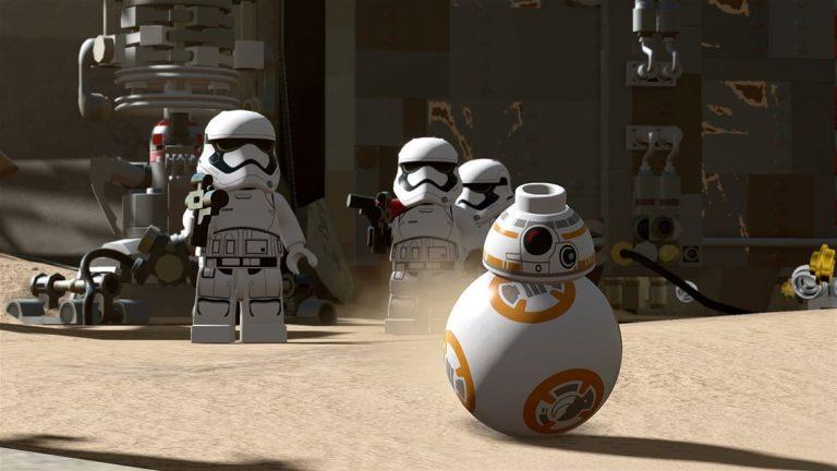 Svelato LEGO Star Wars: Il Risveglio della Forza