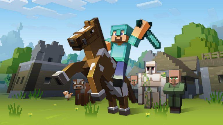 Minecraft, disponibile il Combat Update su PC