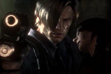 Resident Evil 4,5, 6
