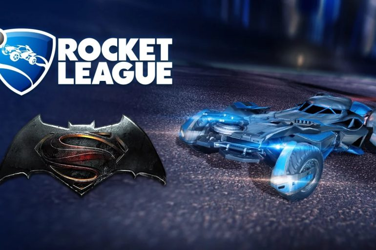 Rocket League - Batmobile Car Pack