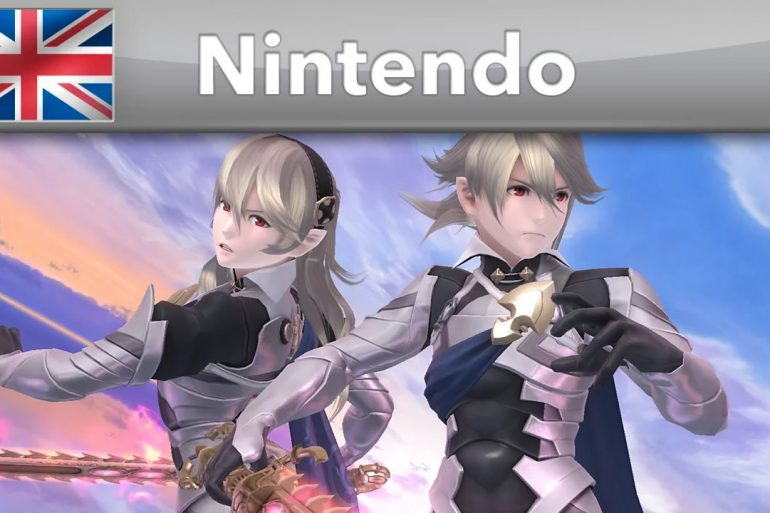 Super Smash Bros. - Bayonetta vs. Corrin Gameplay Trailer
