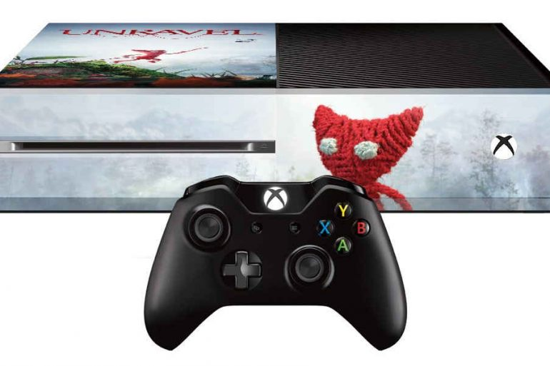 Unravel Custom Xbox One