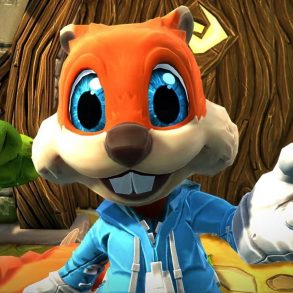 Young Conker - HoloLens