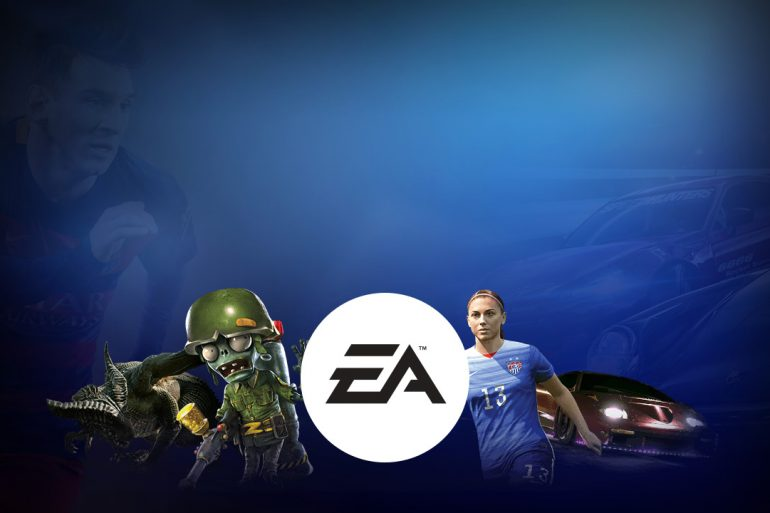 Electronic Arts, svendita su PlayStation Store