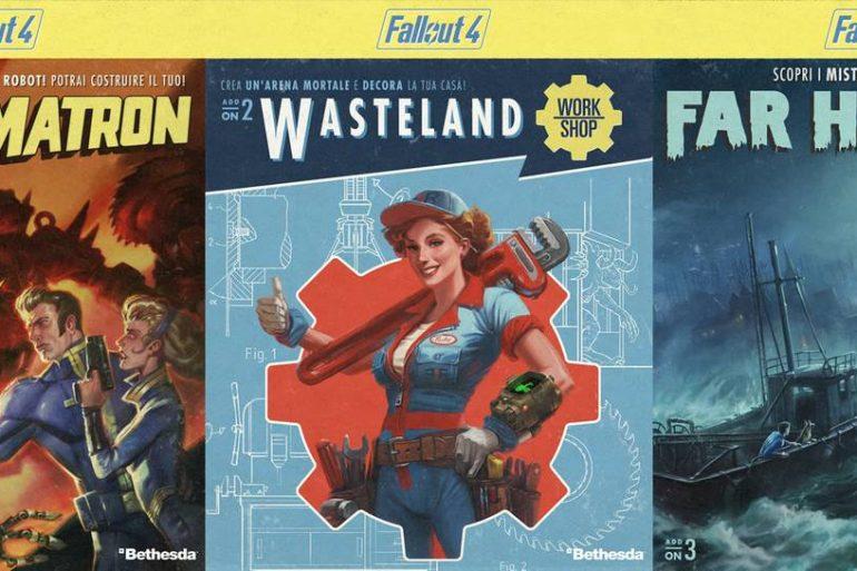 Fallout 4 DLC Season Pass
