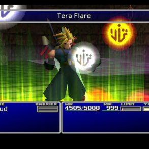 Final Fantasy VII - PS4