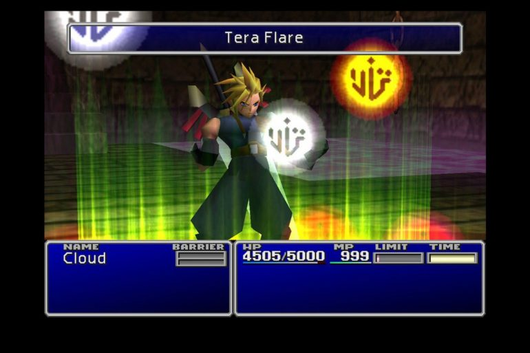 Final Fantasy VII - PS4
