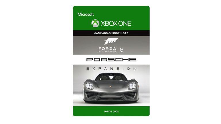 Un DLC targato Porsche per Forza Motorsport 6