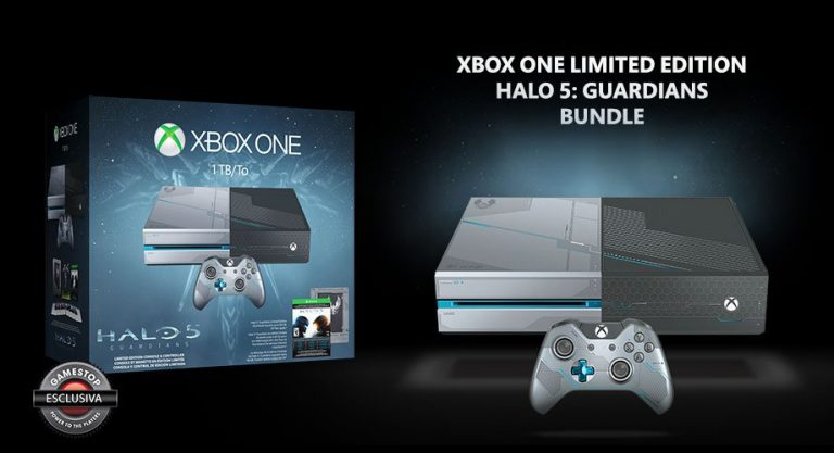 Xbox One - Halo 5: Guardians Bundle