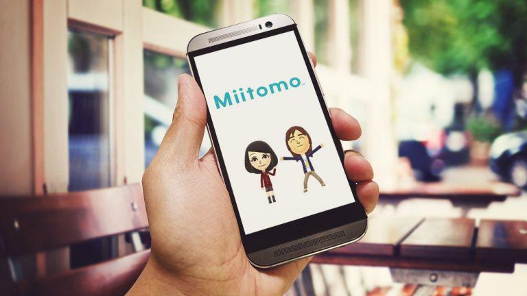 Nintendo svela Miitomo, la prima app ufficiale per dispositivi mobile