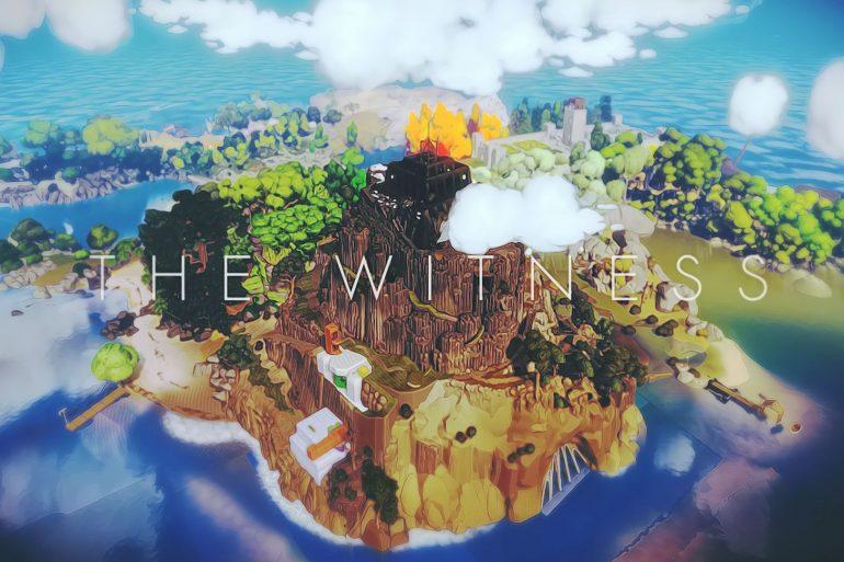 The Witness, oltre 100.000 copie in una settimana