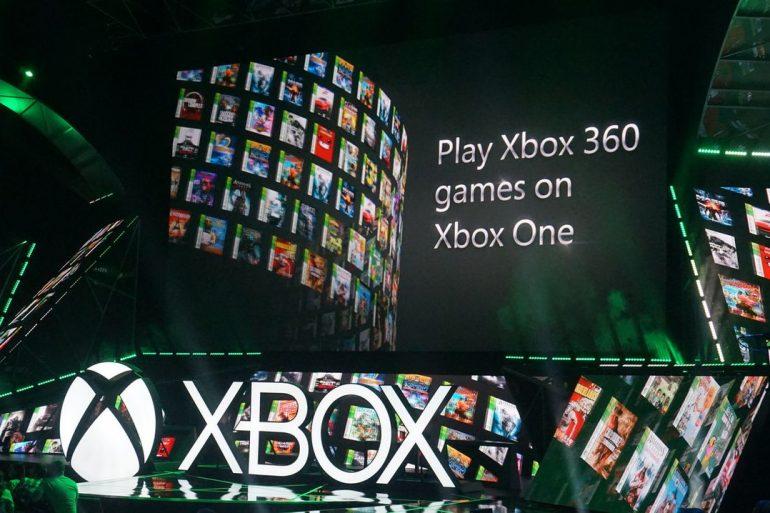 Xbox One Backwards Compatibility