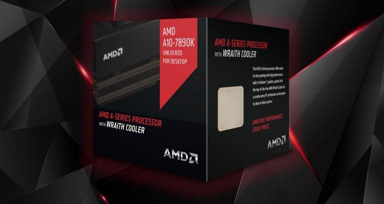 AMD 2016 APU & CPU