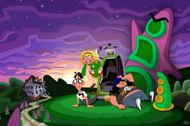 The Day of the Tentacle Remastered, pubblicato il video del making-of