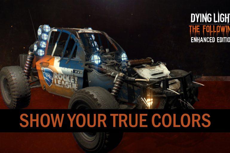 Dying Light - Rocket League
