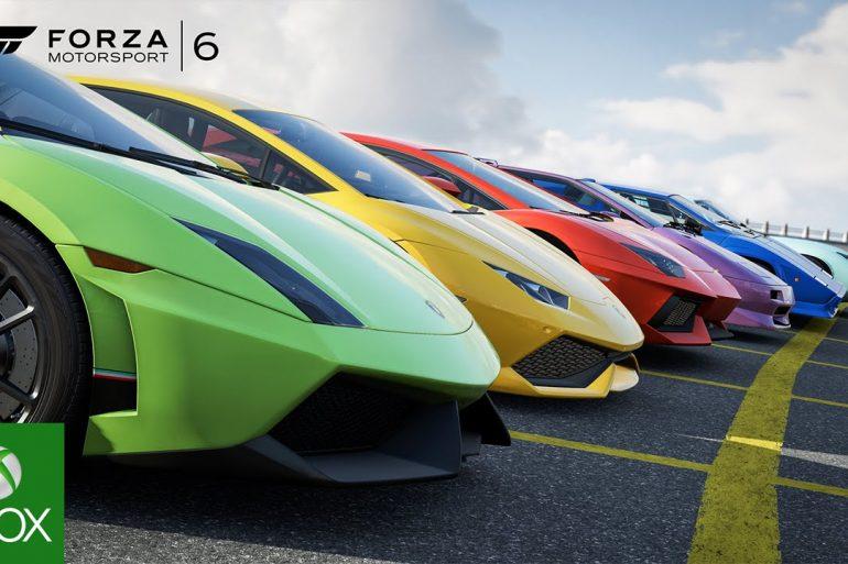 Forza Motorsport 7 - Lamborghini Centenario