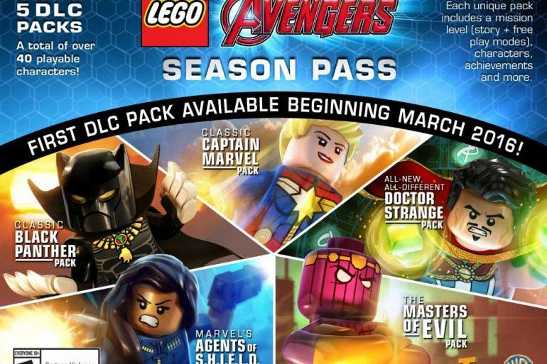 Primo DLC disponibile per LEGO Marvel's Avengers