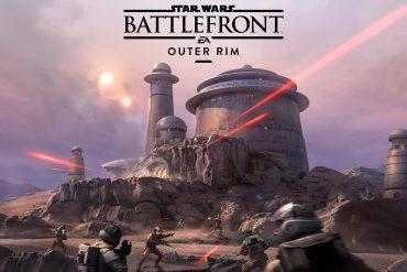 Star Wars: Battlefront - Outer Rim