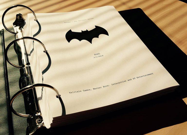 Nuove informazioni su Telltale's Batman