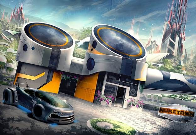 Call of Duty: Black Ops 3, arriva NUK3TOWN