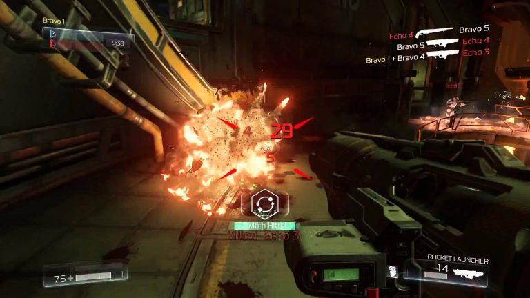DOOM, trailer delle mappe multiplayer