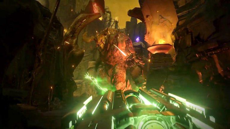 DOOM, un nuovo trailer per la modalità multiplayer