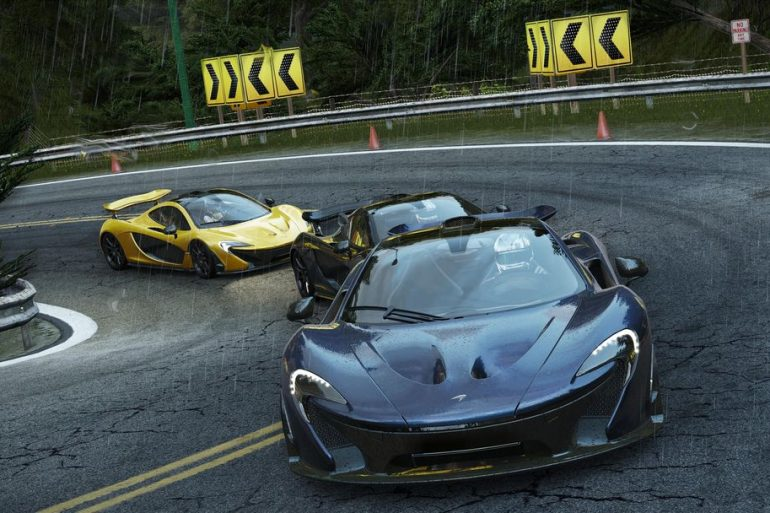 DRIVECLUB, pronto l'update 1.27