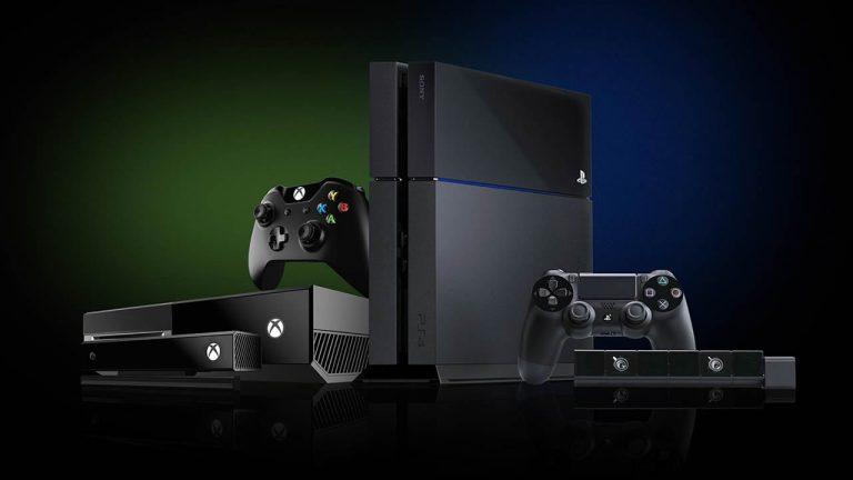 PlayStation 4 - Xbox One