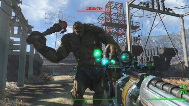 Fallout 4, pronta una nuova survival mode