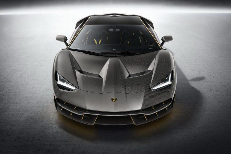 Forza Motorsport - Lamborghini Centenario