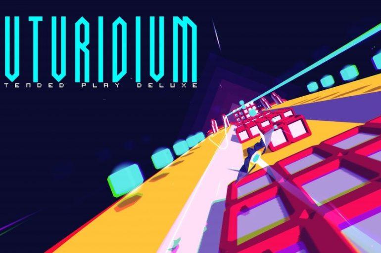 Futuridium EP Deluxe in arrivo su Wii U e 3DS