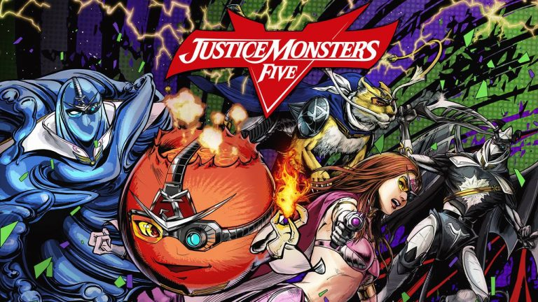 Justice Monster Five