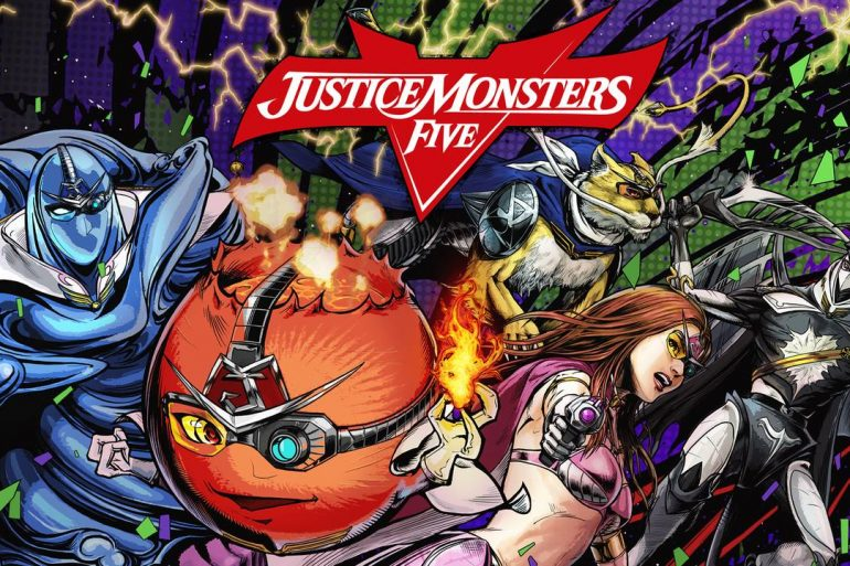 Justice Monster Five