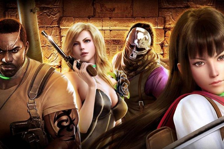 Open Beta europea per Lost Reavers