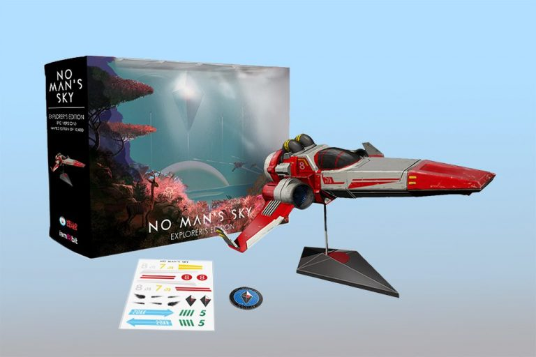 Limited Edition per No Man's Sky