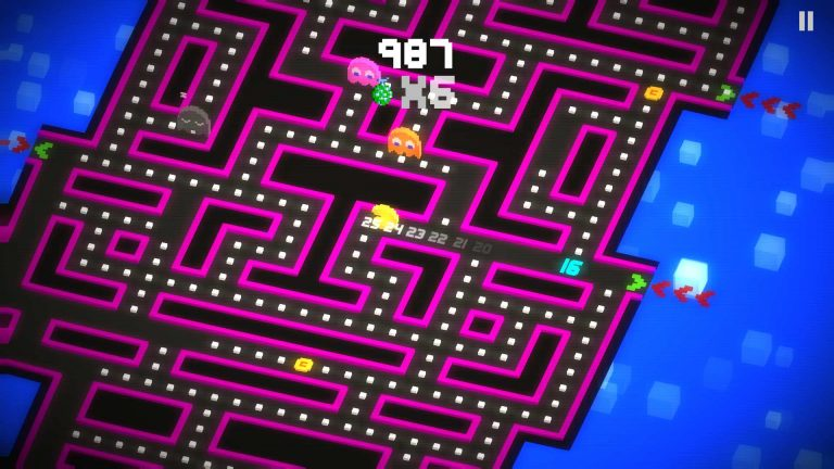 PAC-MAN 256 raggiunge quota 20 milioni di download
