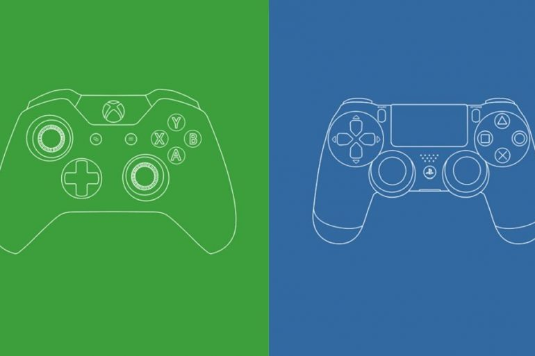 PlayStation 4 - Xbox One